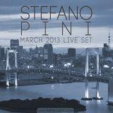 2013 Stefano Pini March Live Set