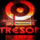Deph & Ron Tom & Kochi @ Brandenburg-Allstars - Tresor Berlin - 29.11.2002