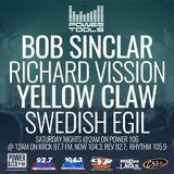 Powertools Mixshow - Episode 12-3-16 Ft: Bob Sinclar, Yellow Claw, & Swedish Egil