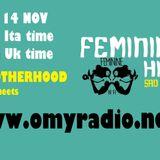 Dub Brotherhood meets Feminine HIFI (Brazil) on Outta Mi Yard Radio