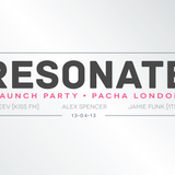 Resonate Launch Party Mix