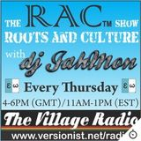 RAC Show 18Dec2014 Interview and CD presentation Tony Anthony
