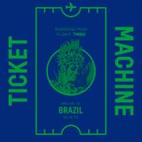 Ticket Machine — Brazil