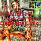 Djkon10th 2014 Summer Hip Hop Dancehall Mix
