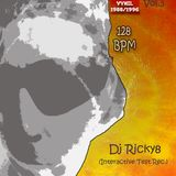 Mixing the Underground Vol.3 (128 Bpm) . By Dj Ricky8 -Italy (Interactive Test Rec.) Vynil Session