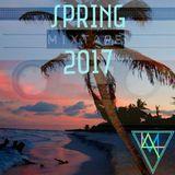 SPRING MIXTAPE 2017 BY ALM DJ