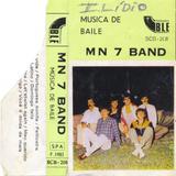 MN 7 BAND - MÚSICA DE BAILE (1983)
