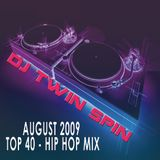 Summer 2009 Top 40 - Hip Hop Mix