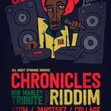 "Jahsteez - Riddim Chronicles (7"" Ediition)"