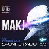 Spunite Radio EDM Channel 016 MAKJ