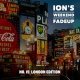 Ion the Prize - Ion's London Fadeup Mixtape
