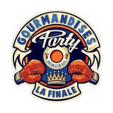 Gourmandises Party #7 @ Saint-Etienne // 15 min. DJ battle!