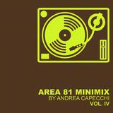 :: AREA 81 MINIMIX :: by Andrea Capecchi _ Vol. IV