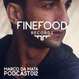 Marco Da Mata Finefood Podcast 012