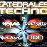 LAS CATEDRALES DEL TECHNO VOL.2 CD1 XQUE SESSION BY PASTIS & BUENRI