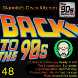 The Rhythm of The 90s Radio / Vol. 48
