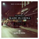 An Evening at Made In China With Gonzo
