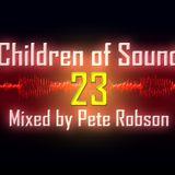 Pete Robson - Children of Sound episode 23