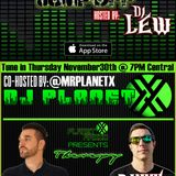 The Weekend Jumpoff hosted by, DJ Lew- Episode 10,debut of Therapy 3 by DJ NYU featuring DJ Kontrol