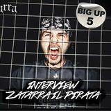Big up 5 - Dj Kep Dany - Interview Marco Zatara il pirata