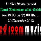 Soleil @ DJ Red Nosen's Radio-Show on Red Room Music
