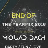 Mouad Dach Pres. End of The YearMix 2016