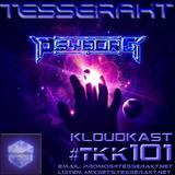 TESSERAKT KLOUDKAST 101 mixed by PSYBORG