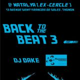 Back to the beat part. III