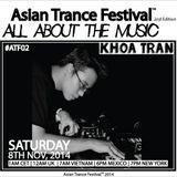 Khoa Tran - Asian Trance Festival™