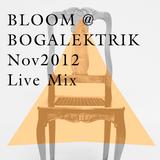 Bloom @ Bogaloo, Nov 2012, 5hrs live DJ set