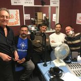 TW9Y 16.11.17 Hour 2 David Nicholls & This Story of Yours cast ~ Roy Stannard on www.seahavenfm.com