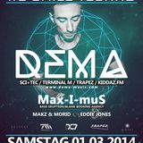 Max-I-muS @ Colloseum LANDAU @ PLAY ALONG SIDE DEMA