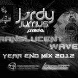 Jordy Jurrius - Translucent Waves Year End Mix 2012 (2012-12-31 & 2013-01-04)