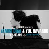 Opening Mix rAM0S Dual & Yul Navarro + Lämpara Live @SalaEvenSevilla 7.06.19