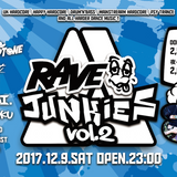 RAVE JUNKIES vol.2 Warm-up Mix by ITSUKU