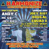 Dagzy & MC Echo @ Hyperbolic - Harmonize