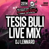 Dj Lennard - live at Snowattack 2014 (TESIS BULI Extra Night) (Stupid Show 045)