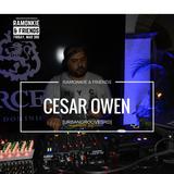 Ramonkie & Friends guest dj - Cesar Owen [UrbangroovesRD] March 3rd @ La Espiral 313