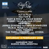 Ferry Tayle & Dan Stone Live @ FSOE 500 @ Mandarine Club, Buenos Aires, Argentina 03-02-2018