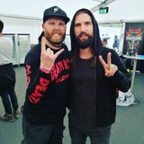 Keith From Every Time I Die Interviewed - First Aired 22nd September 2017