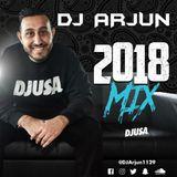 DJ Arjun Presents 2018 Mix