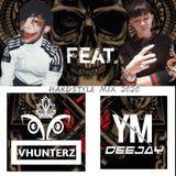 『 Dee Jay YM Ft DJ V hunterz 』《 首次合作劲爆Hardstyle2020!!! 》 hardstyle mix 2020!!!