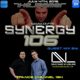 The Jammer - Synergy 2015 Podcast 07 feat. Dave Nadz & Leblanc [EPISODE 106]