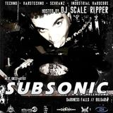 SubSonic @ Global Warming 3 Channels MIX OWN TRACKS