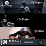 Alterando Conciencia con DJ Blanko, DJ Astucia y DJ Rhymes