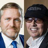 Episode 50 med Anders Samuelsen & Michael Hardinger