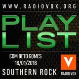 PlayList Vox 04 - Southern Rock
