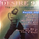 1995 Desire - milton keynes - The lost cassettes - Darren Jay