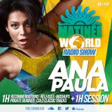 Ana Paula - Matinee Special Session to Matinée World Radio Show