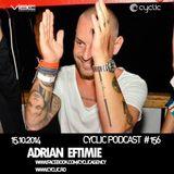 Cyclic Podcast #156 - Adrian Eftimie